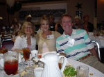 Becky Stone, June Teague & Kyle Oaker